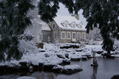 Maison Antoine Lacombe, Saint-Charles-Borromee, Canada