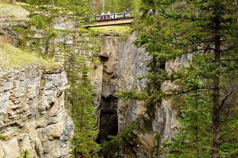 Maligne Canyon, Jasper, Canada