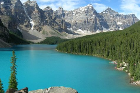 Moraine Lake, Lake Louise, Canada