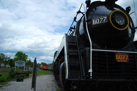 Northern Ontario Railroad Museum & Heritage Centre, Capreol, Canada