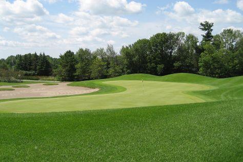 Oakridge Golf Club, Port Perry, Canada