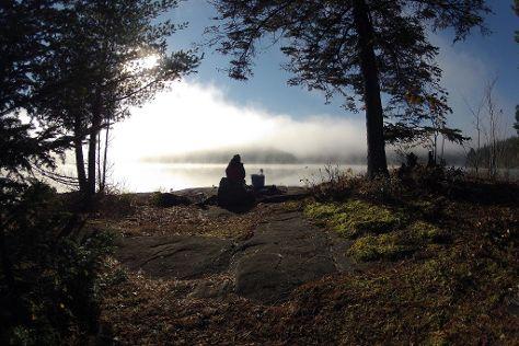 Parc naturel regional de Portneuf, Saint-Alban, Canada