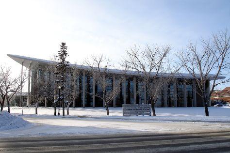 RCMP Heritage Centre, Regina, Canada