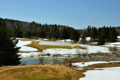 Silver Styx Golf Course, Markstay, Canada