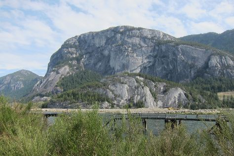 Stawamus Chief Park, Squamish, Canada