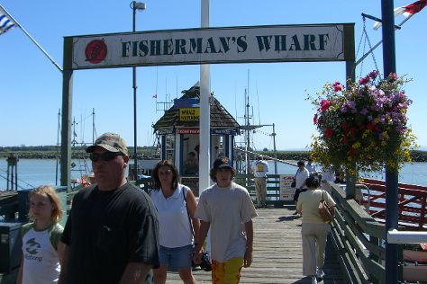 Steveston Heritage Fishing Village, Richmond, Canada