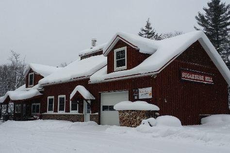 Sugarbush Hill Maple Farm, Huntsville, Canada