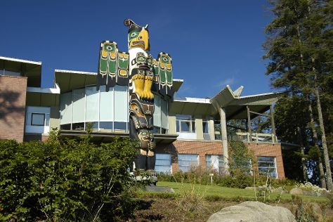 The Museum at Campbell River, Campbell River, Canada