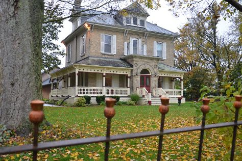 The Stratford Perth Museum, Stratford, Canada