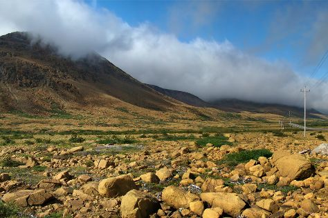 The Tablelands, Gros Morne National Park, Canada