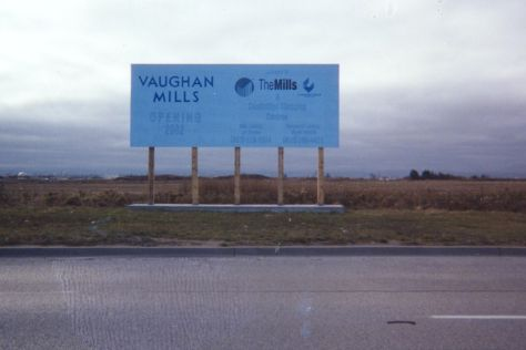 Vaughan Mills, Vaughan, Canada
