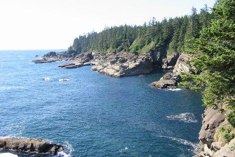 West Coast Trail, Victoria Capital Regional District, Canada