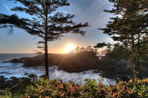 Wild Pacific Trail, Ucluelet, Canada