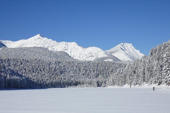 Allison Lake Cross Country Ski Trails, Coleman, Canada