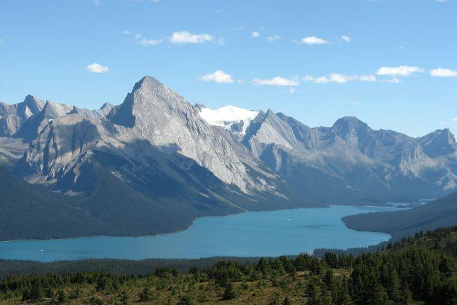 Bald Hills, Jasper, Canada