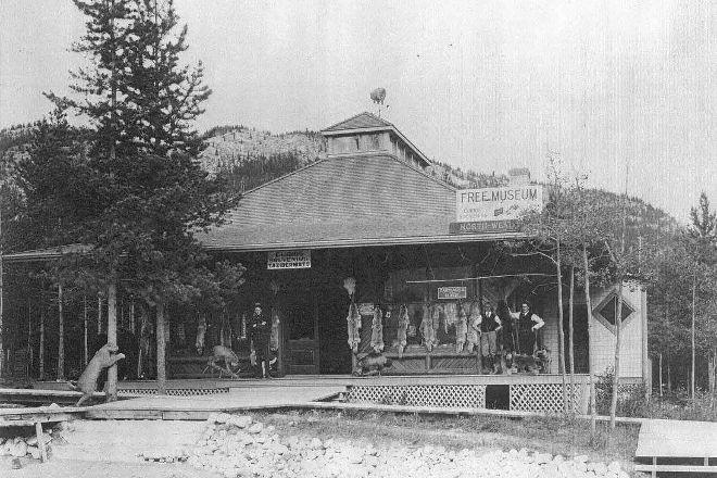 Banff Indian Trading Post, Banff, Canada
