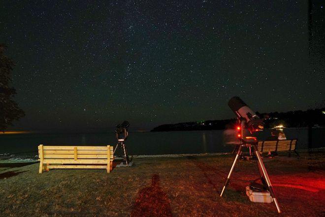 Bayside Astronomy, Lion's Head, Canada