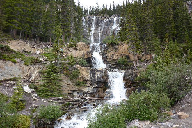 Beauty Creek Trail, Jasper National Park, Canada