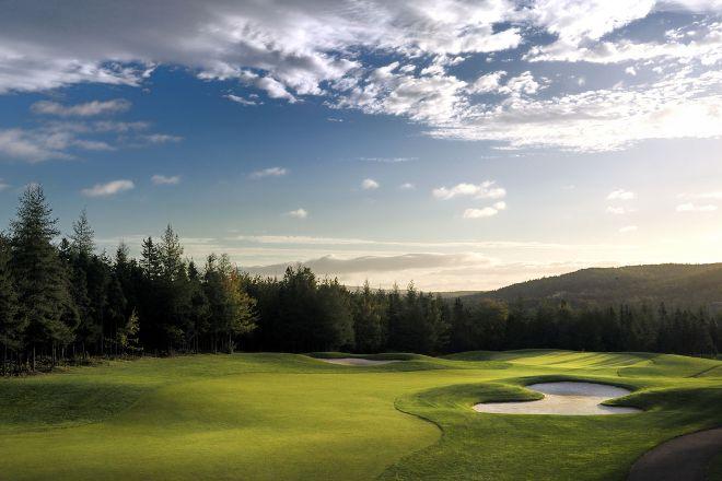 Bell Bay Golf Club, Baddeck, Canada
