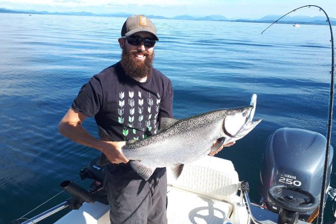 Blackbeard Fishing Charters, Campbell River, Canada