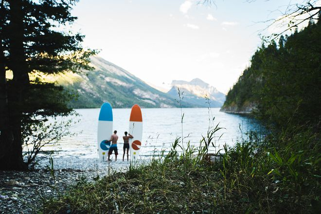 Blakiston & Co., Waterton Lakes National Park, Canada
