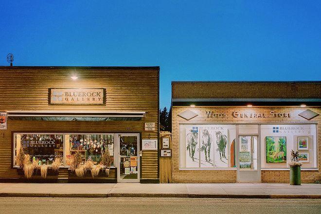 Bluerock Gallery, Black Diamond, Canada