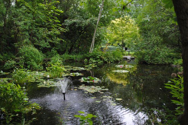 Bois-de-Liesse Nature Park, Montreal, Canada