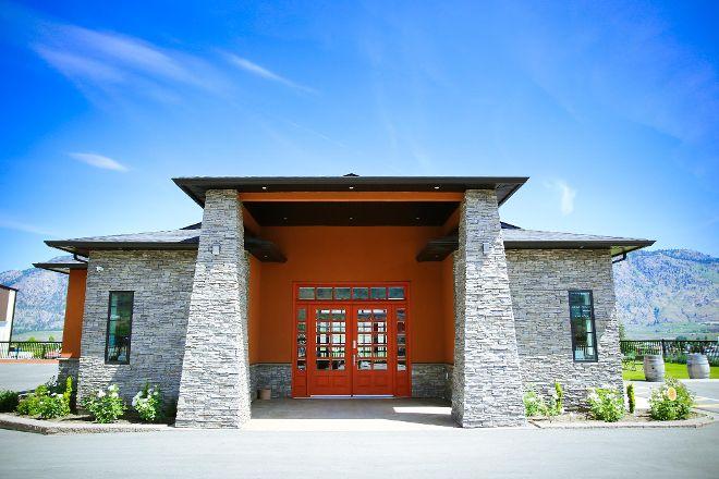 Bordertown Vineyards & Estate Winery, Osoyoos, Canada