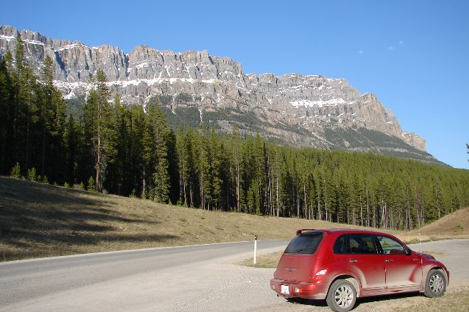 Bow Valley Parkway, Banff, Canada