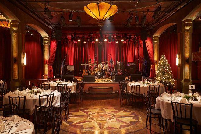 Cabaret le Lion d'Or, Montreal, Canada