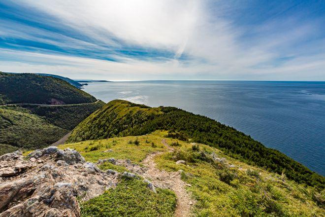 Cabot Trail, Cape Breton Island, Canada