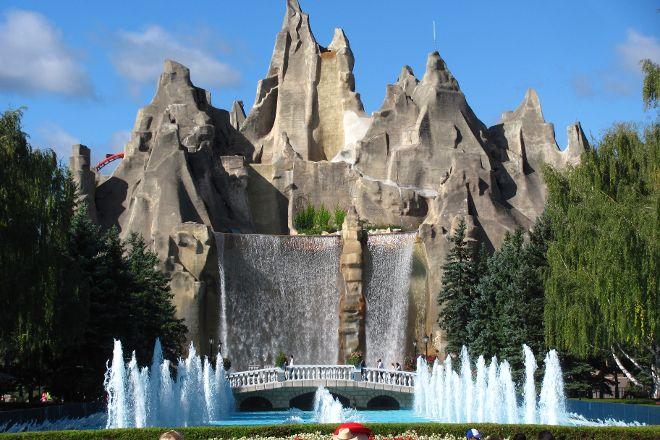 Canada's Wonderland, Vaughan, Canada