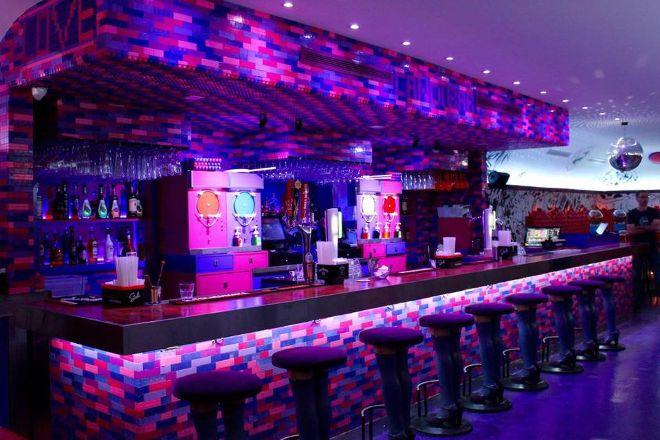 Candi Bar, Montreal, Canada
