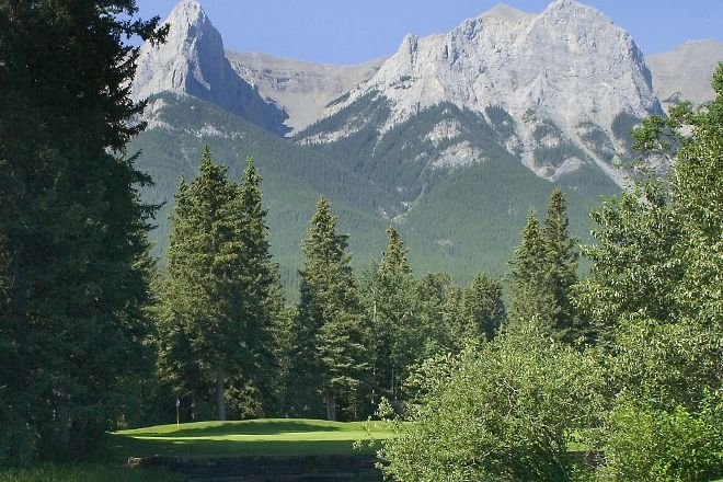 Canmore Golf and Curling Club, Canmore, Canada