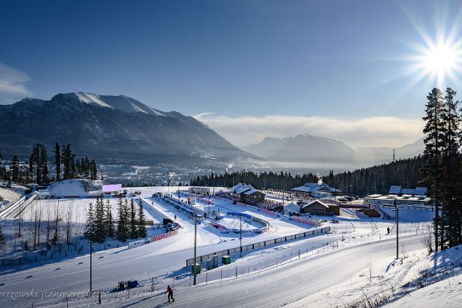 Canmore Nordic Centre Provincial Park, Canmore, Canada