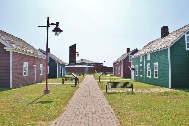 Cape Breton Miners' Museum, Glace Bay, Canada