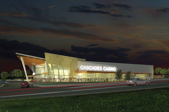 Cascades Casino Kamloops, Kamloops, Canada