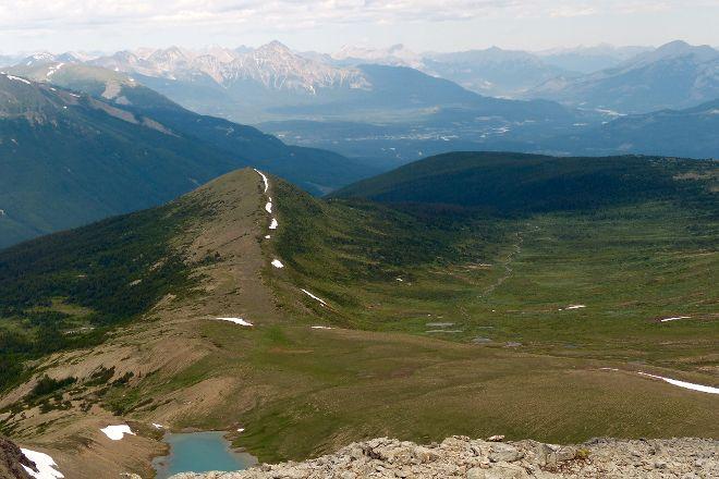 Cavell Meadows Trail, Jasper National Park, Canada