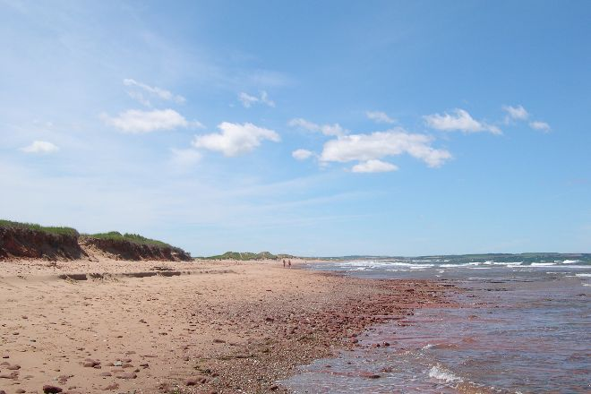 Cavendish Beach, Cavendish, Canada