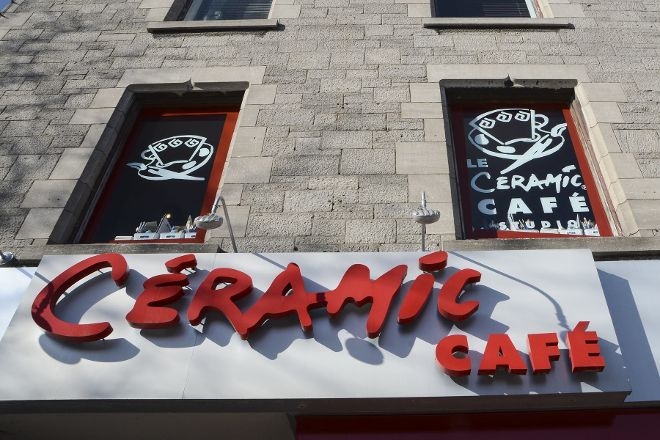 Ceramic Cafe-Studio, Montreal, Canada