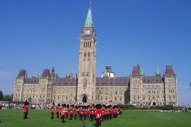 Changing of the Guard, Ottawa, Canada