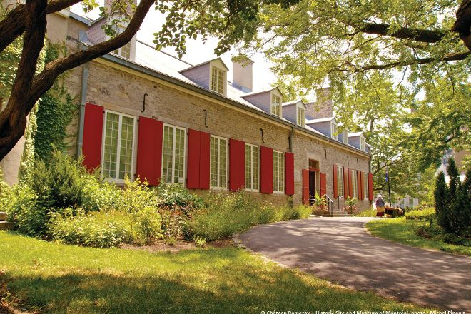 Chateau Ramezay Historic Site and Museum of Montreal, Montreal, Canada