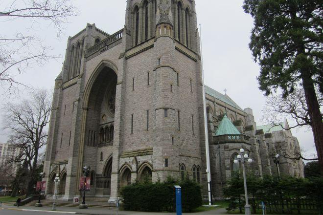 Christ Church Cathedral, Victoria, Canada
