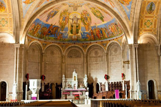 Church of Saint-Leon-de-Westmount, Montreal, Canada
