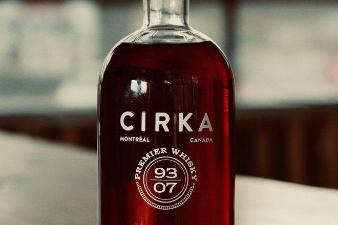 Cirka Distilleries, Montreal, Canada