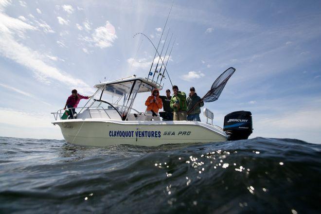 Clayoquot Ventures Tofino Fishing, Tofino, Canada