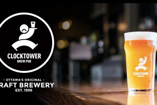 Clocktower Brew Pub Regulars, Ottawa, Canada