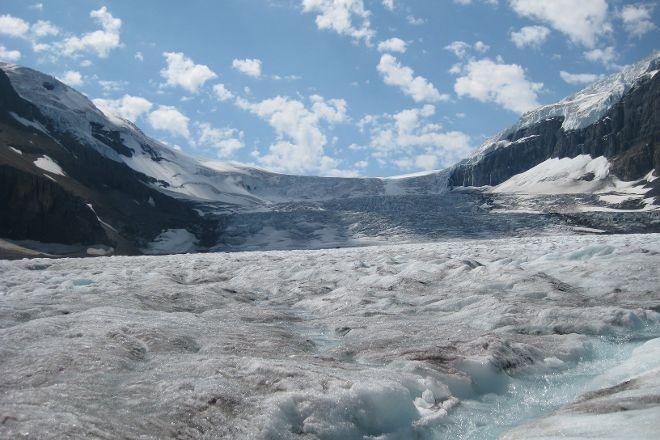 Columbia Ice Field, Jasper, Canada