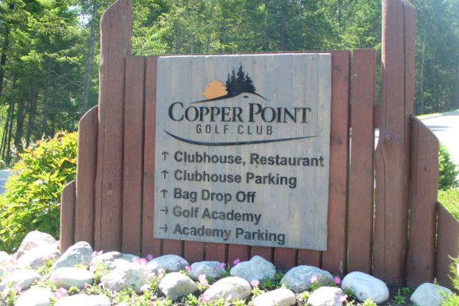 Copper Point Golf Club, Invermere, Canada