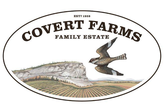 Covert Farms Family Estate, Oliver, Canada